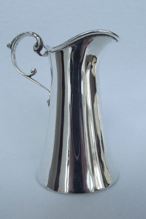 Main picture of silver cream jug