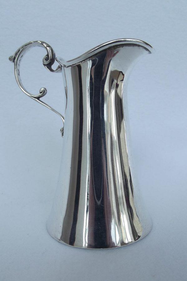 Main picture of silver cream jug
